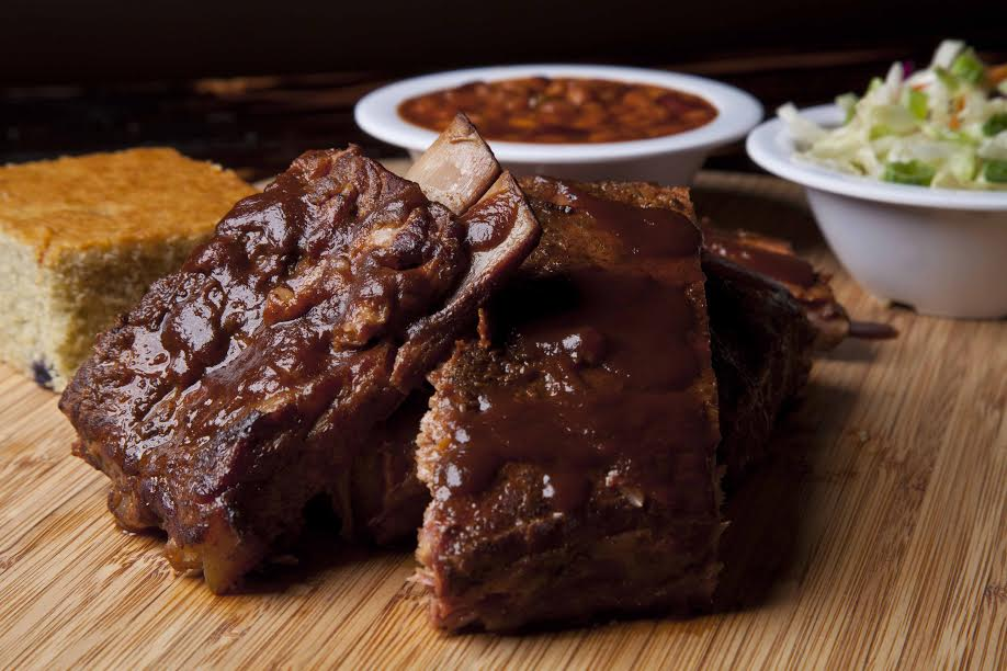Orange County BBQ Ribs
