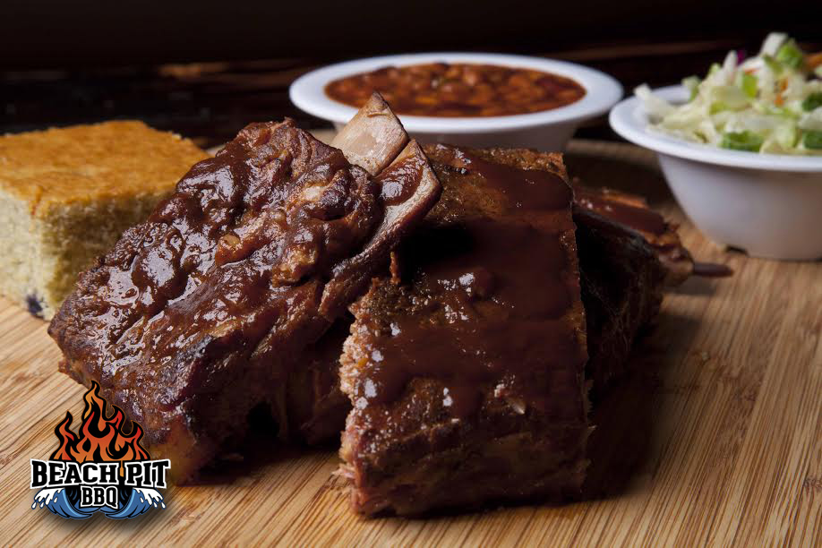 BBQ ribs orange county